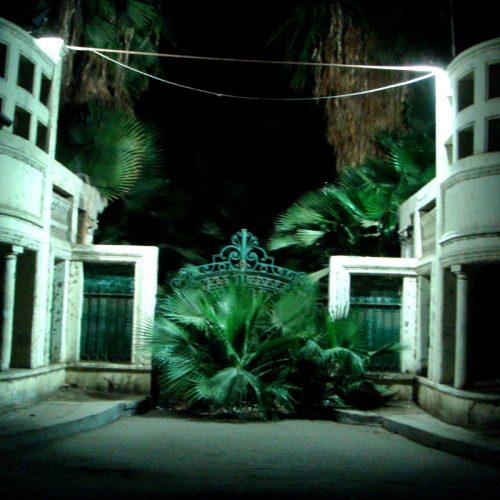 Random house in Cairo